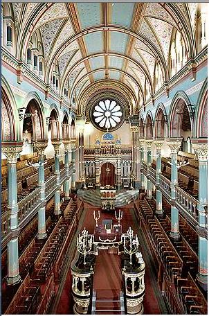 Princes Road Synagogue, Liverpool, England