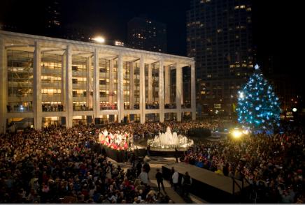 Lincoln Center, 2006