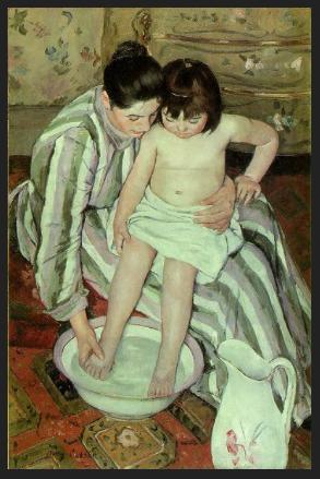Mary Cassatt - La Toilette (1891)
