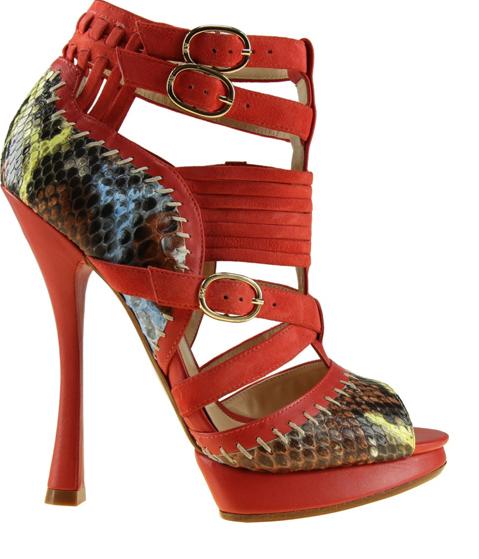 Shoes *Alexandre Birman, resort 2013