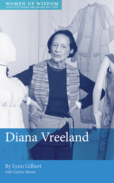 Diana Vreeland: Women of Wisdom