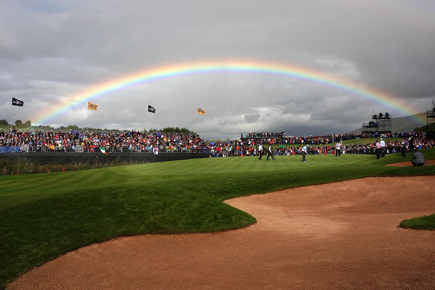 Ryder Cup 2010 at Celtic Manor