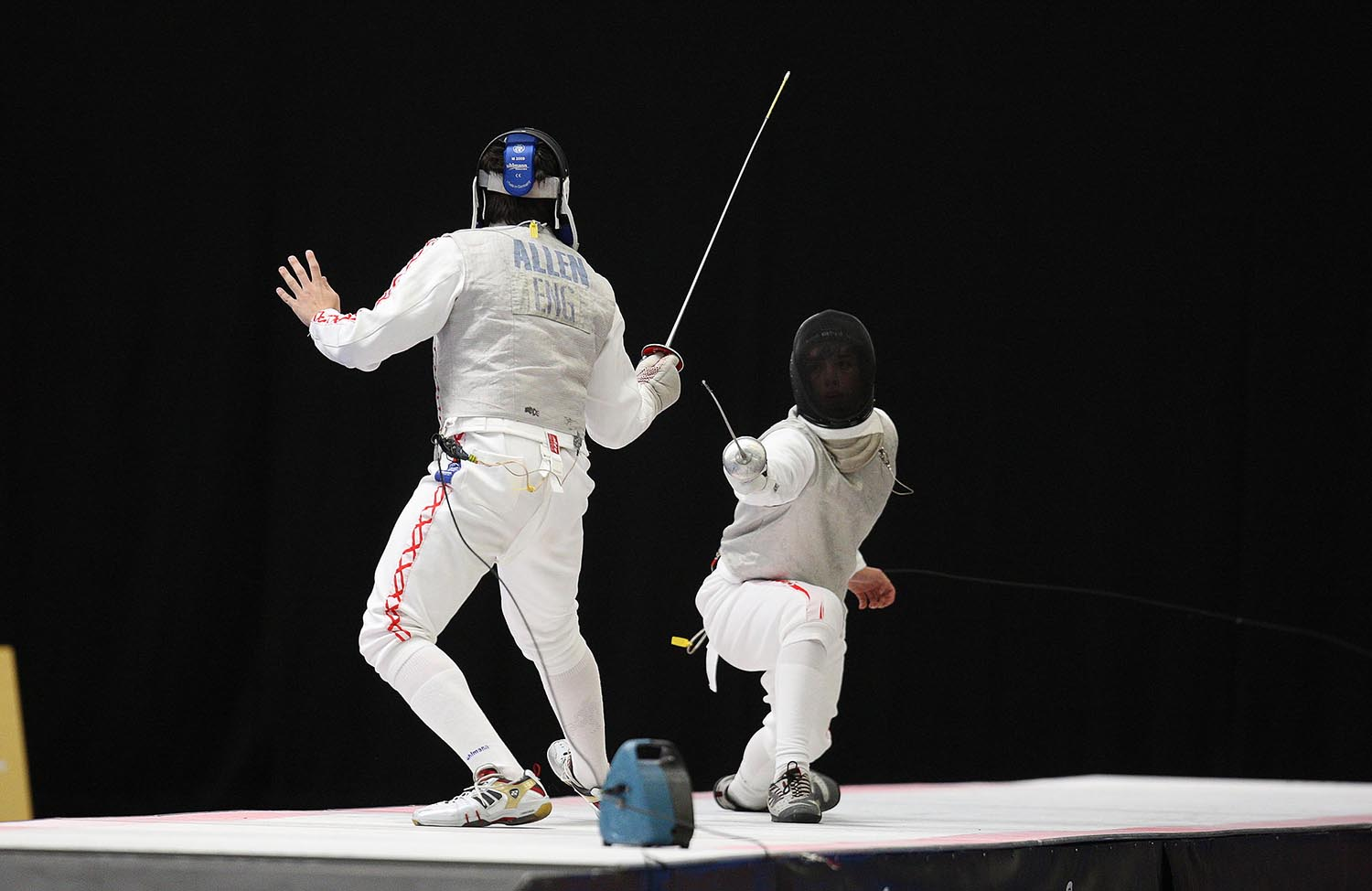 Fencing - National Schools Games