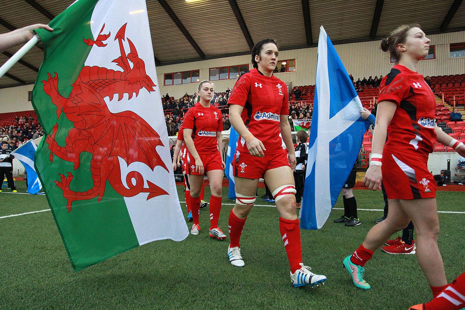 Wales Women's Rugby Team