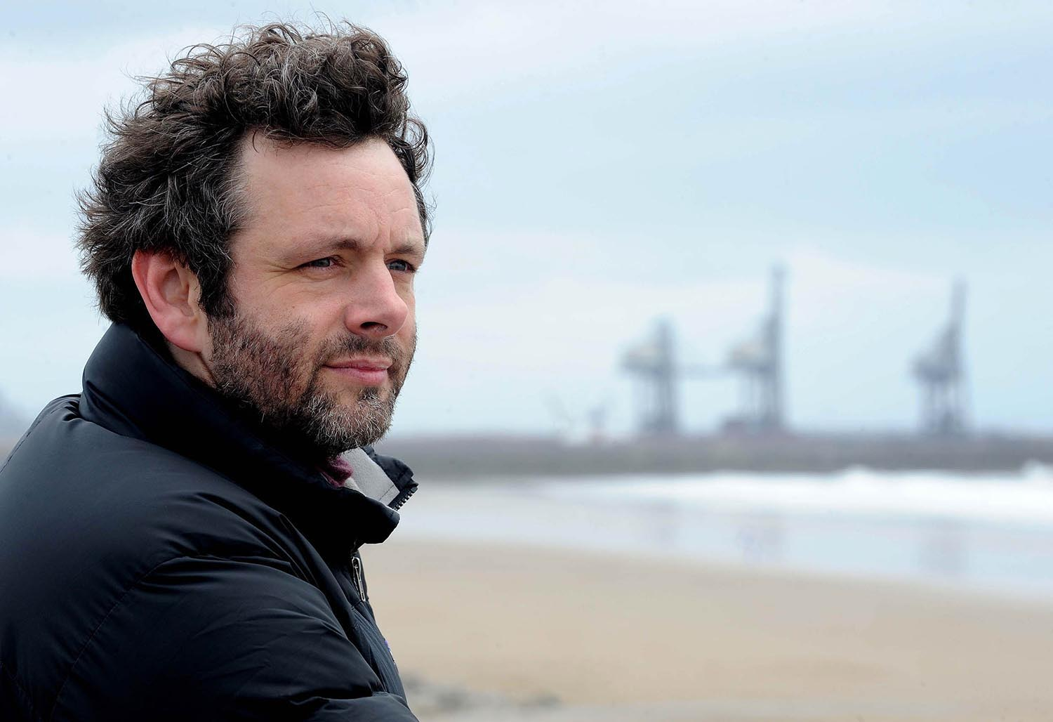 Michael Sheen 'Passion' feature