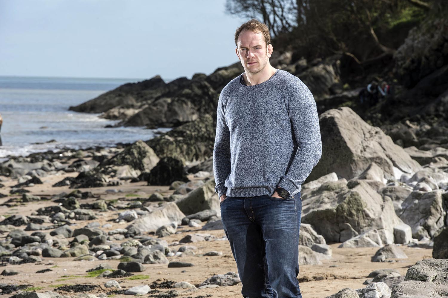 Alun Wyn Jones for Rugby World