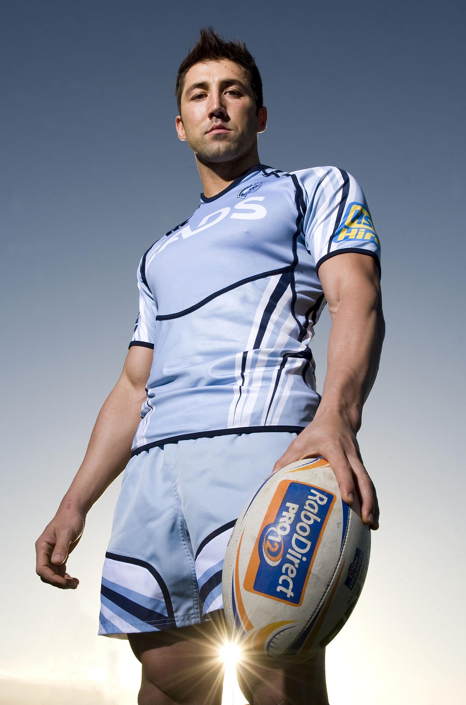 Gavin Henson - Cardiff Blues