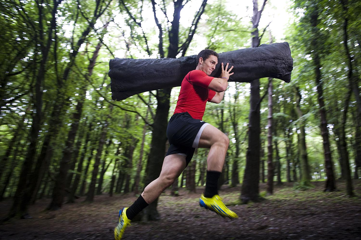 George North - WRU advert