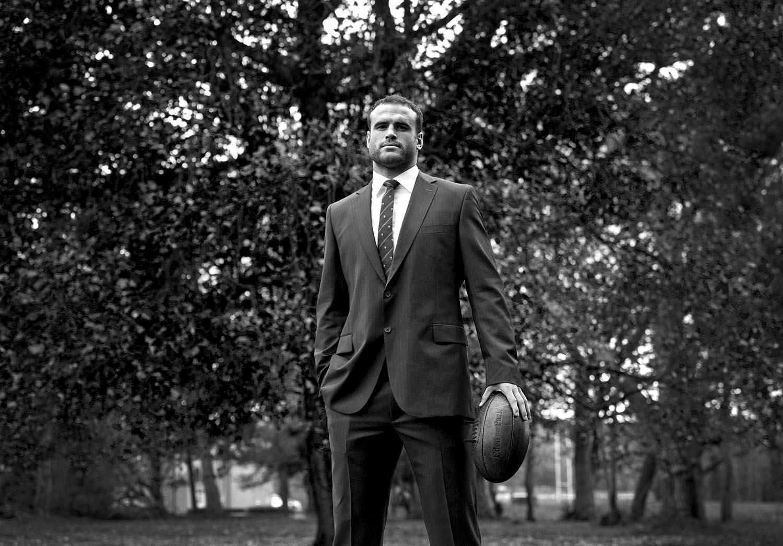 Jamie Roberts - Eden Park Suits