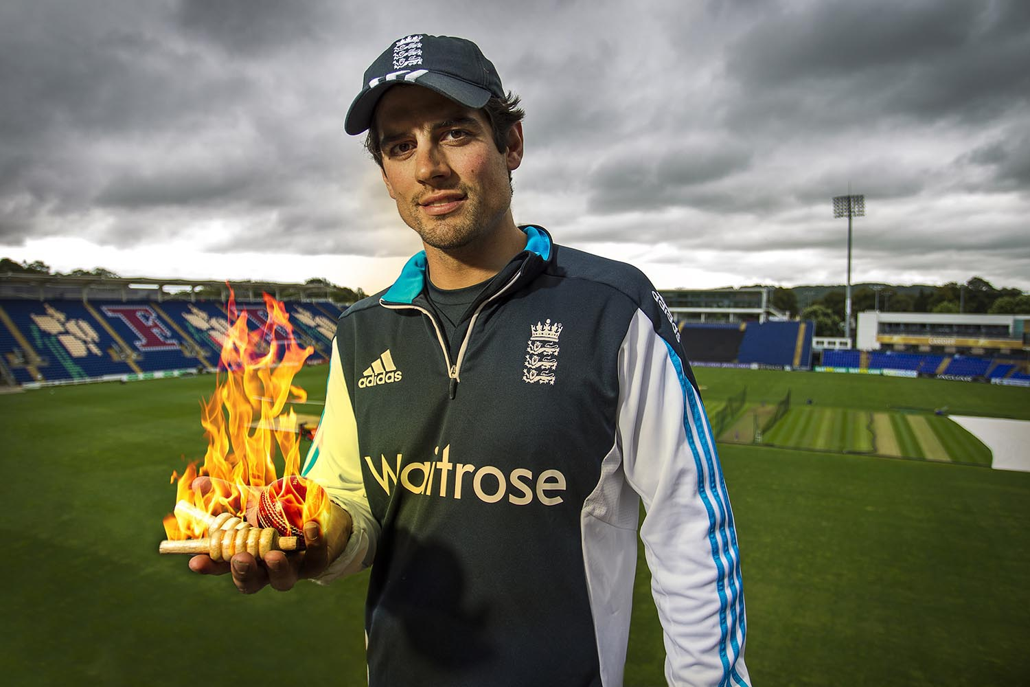 Alastair Cook - Ashes promo