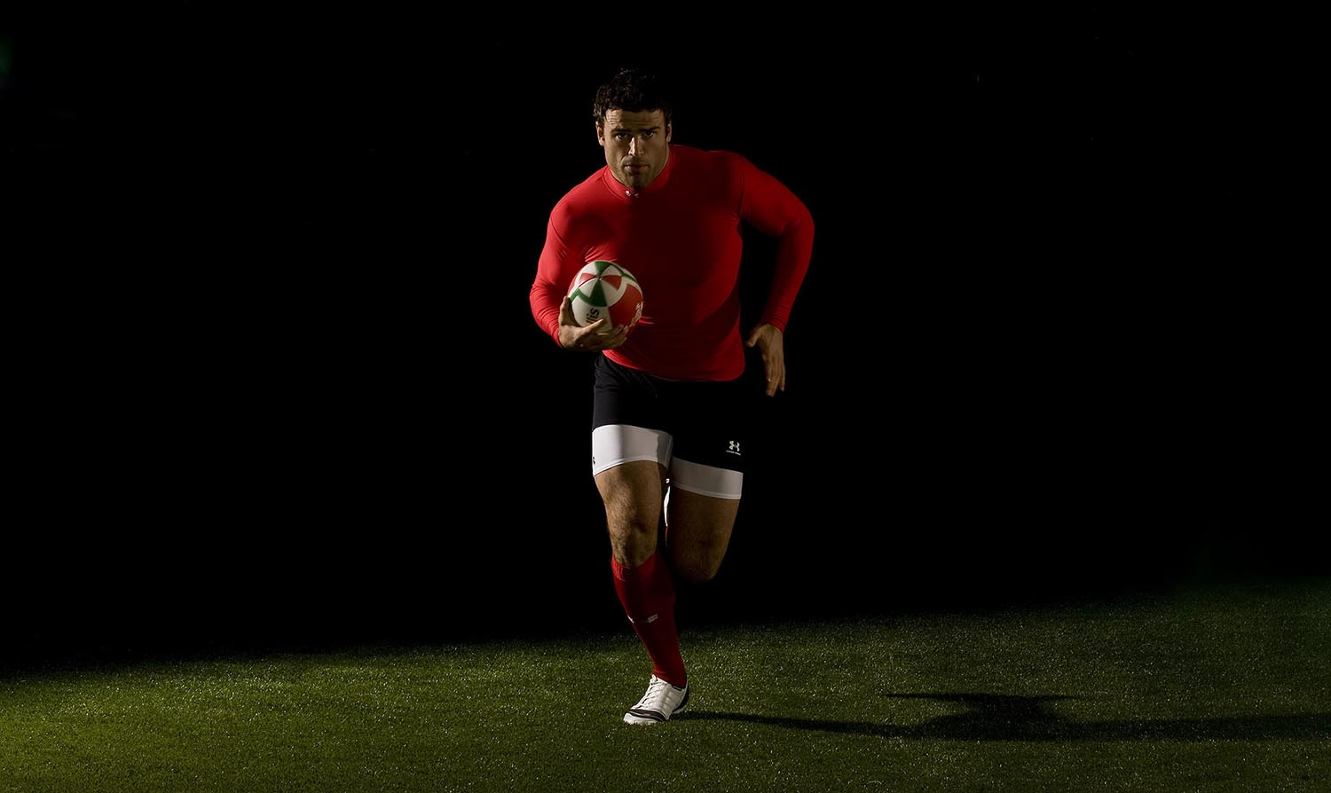 Jamie Roberts advert
