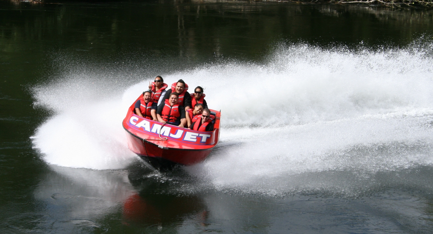 Camjet River Tours