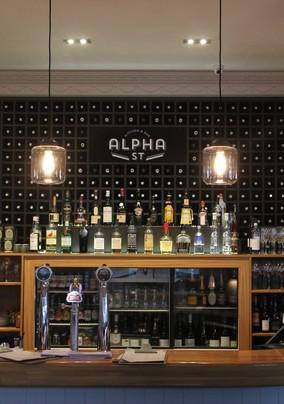 Alpha Street Kitchen & Bar