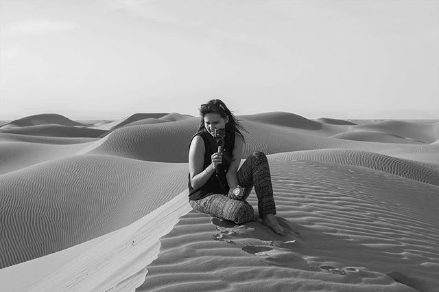 Last B&W Sahara edit for now. Loving how these turned out, now I just want to go back and shoot many more!