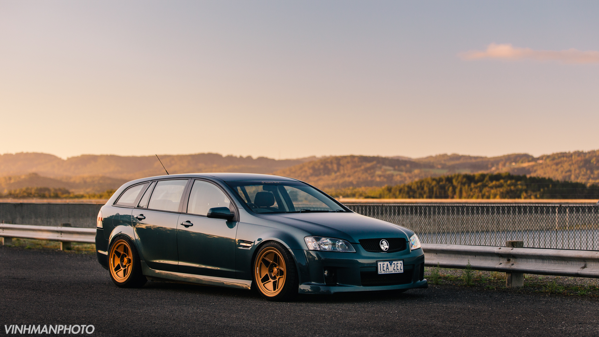 Holden Wagon Fifteen52 Wheels