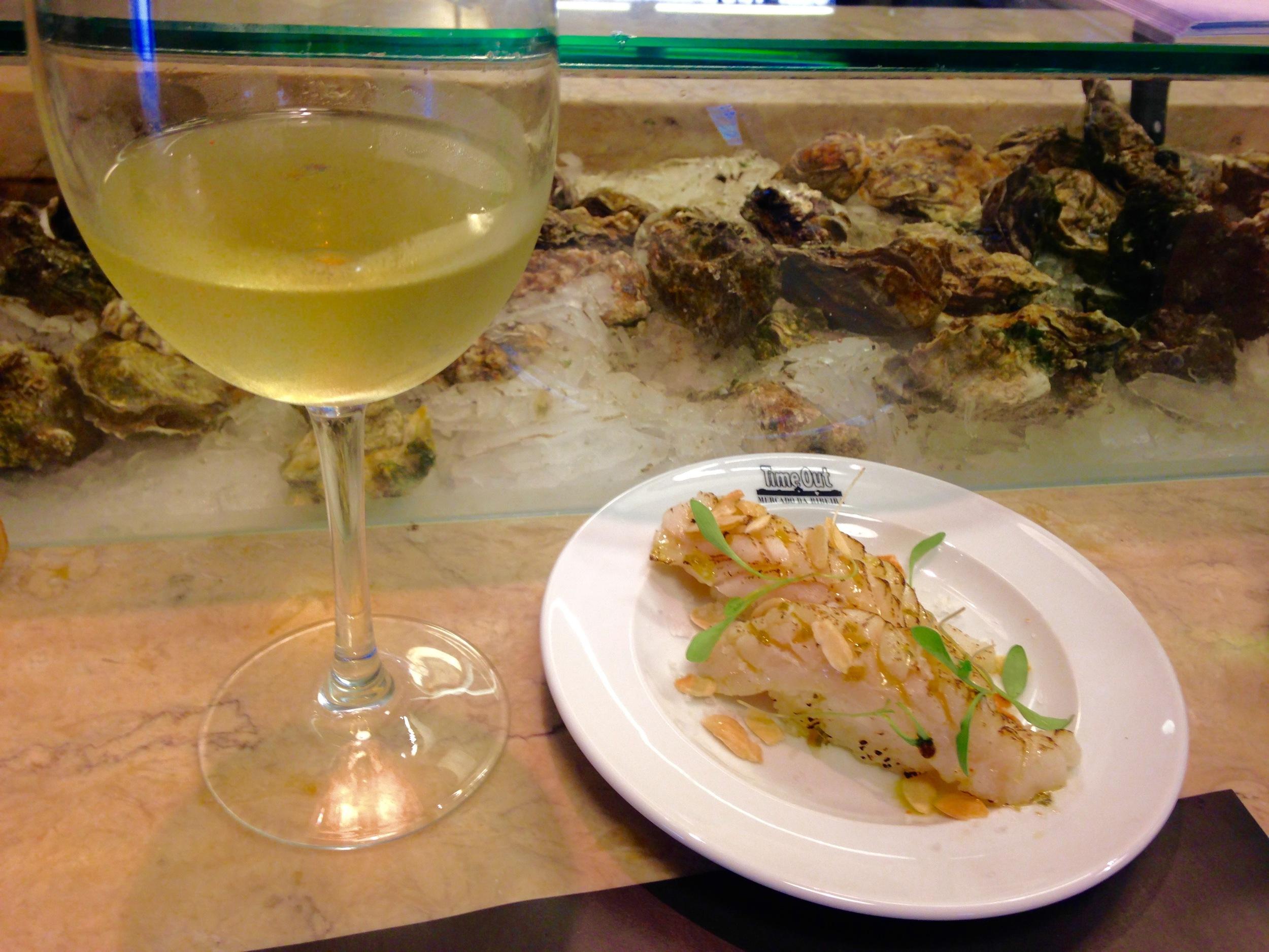 seared cod sushi