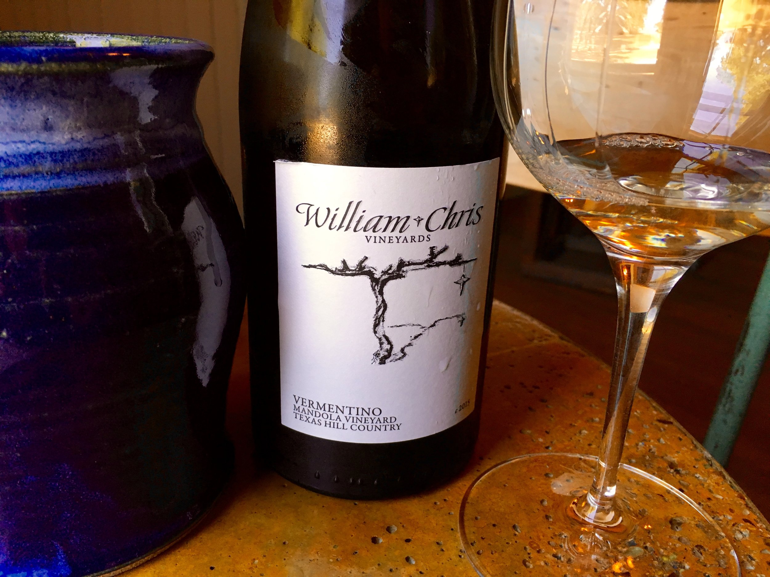 William Chris Wines in Texas Hill Country