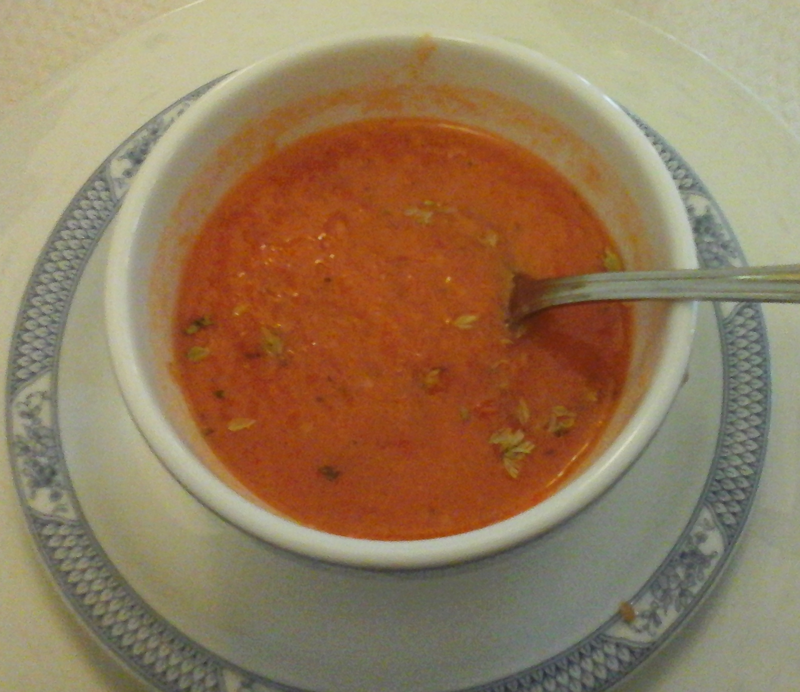 more gaspacho