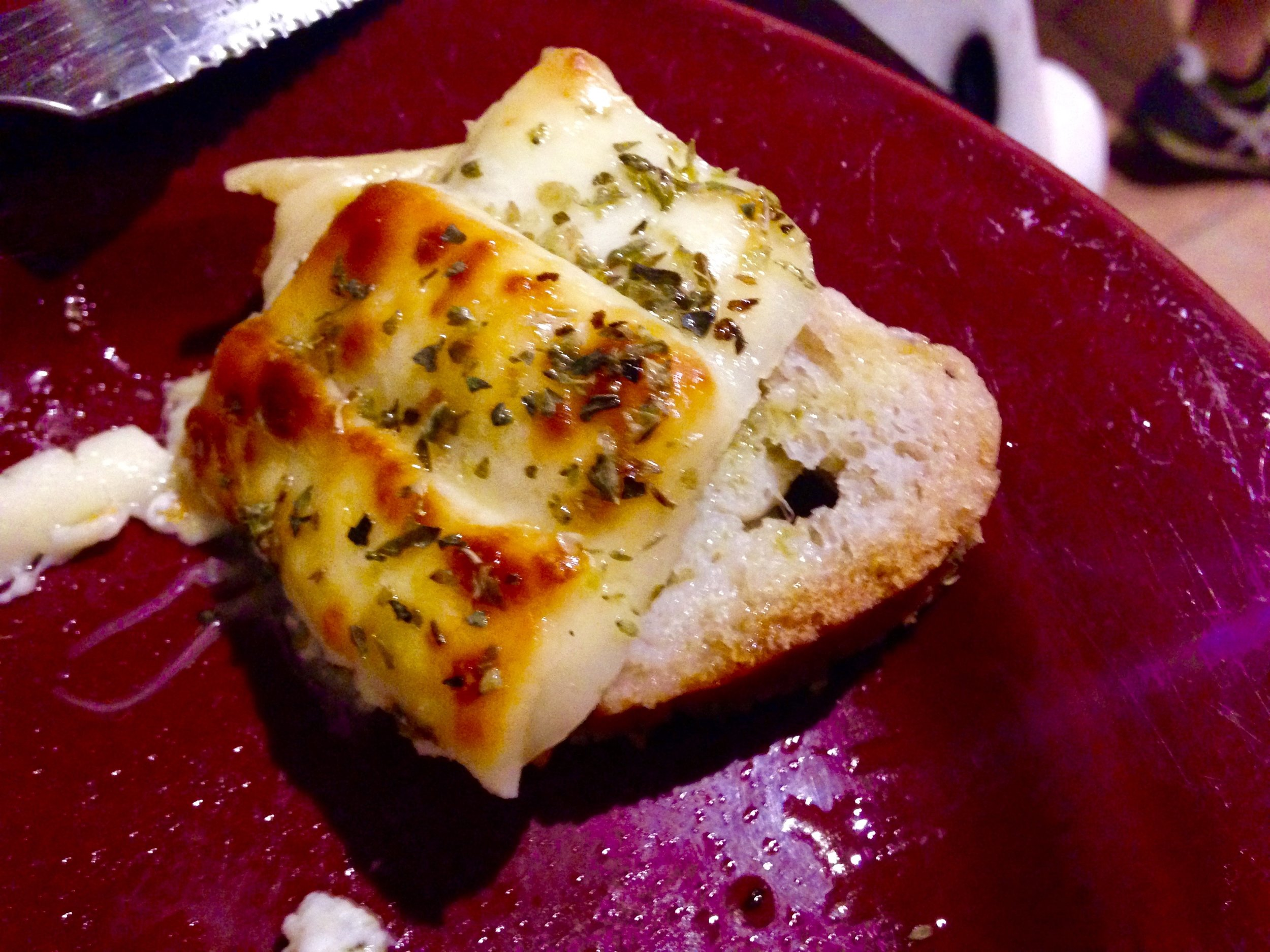baked soft cheese