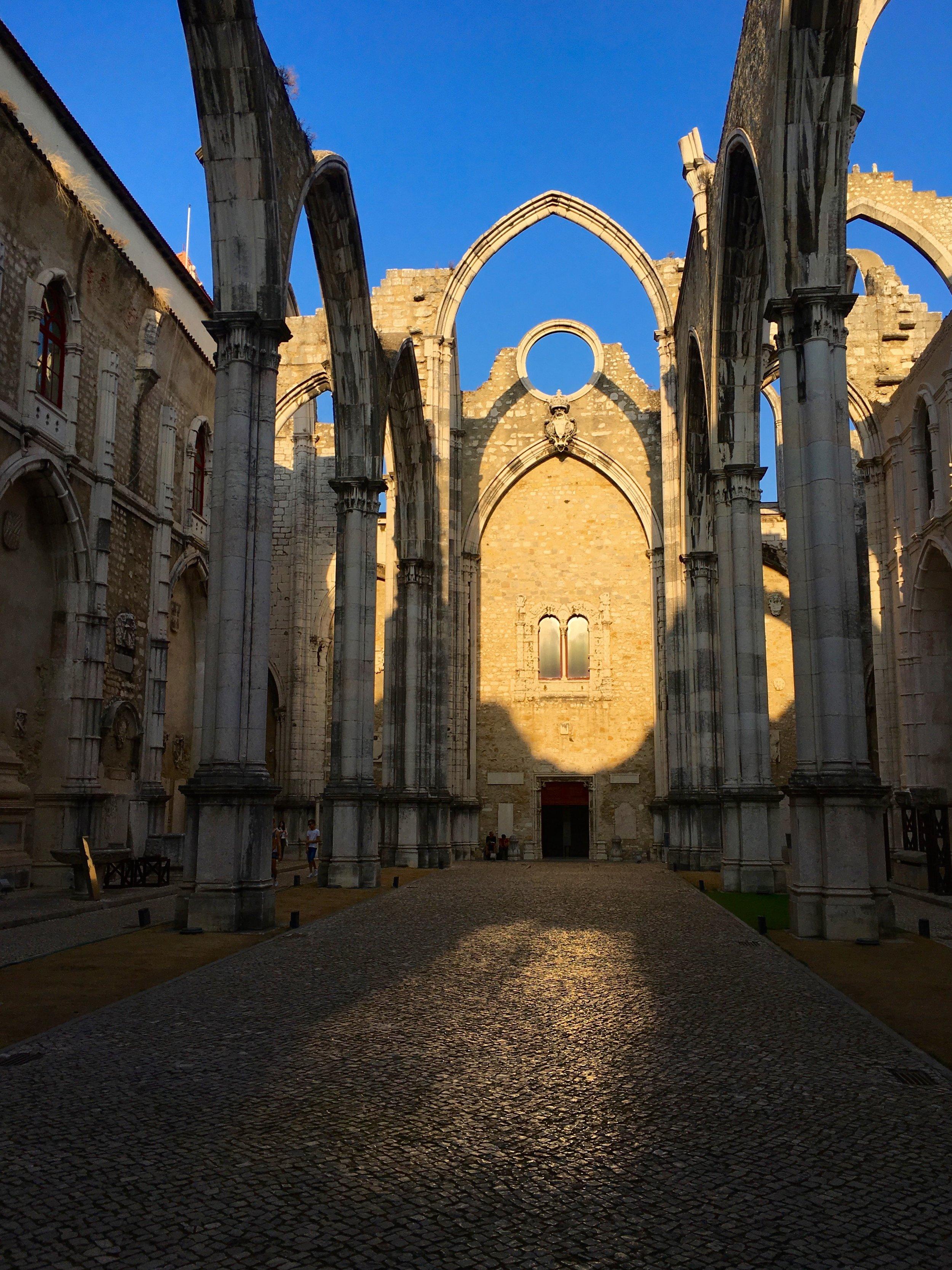 Convento do Carmo, Lisbon