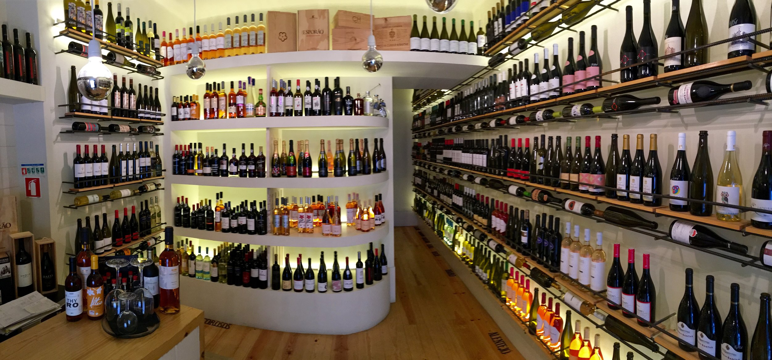 Mercearia Vinho, Lisbon