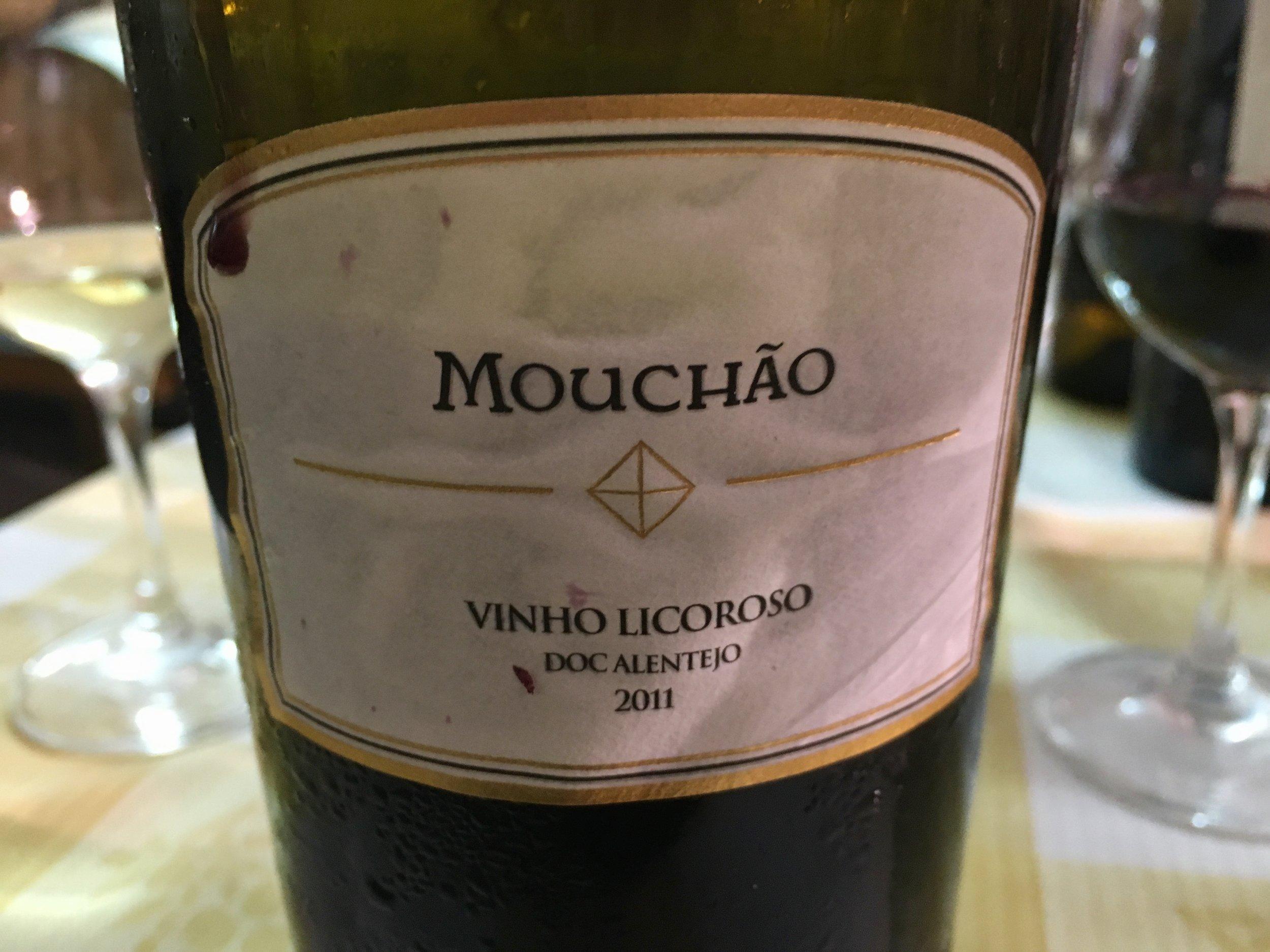 vinho licoroso