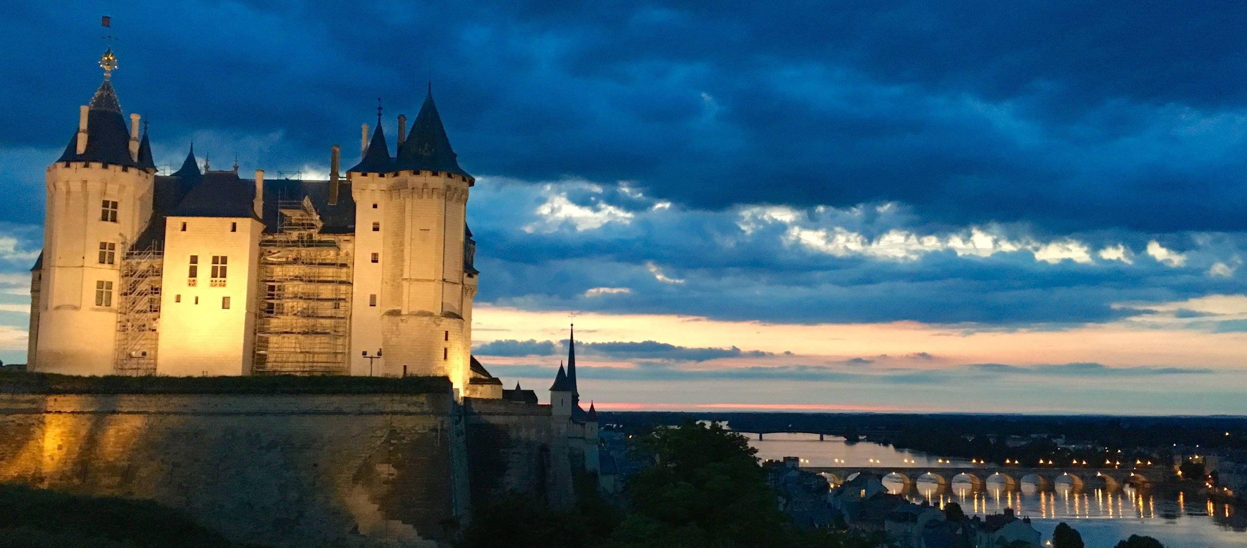 Saumur, Loire Valley