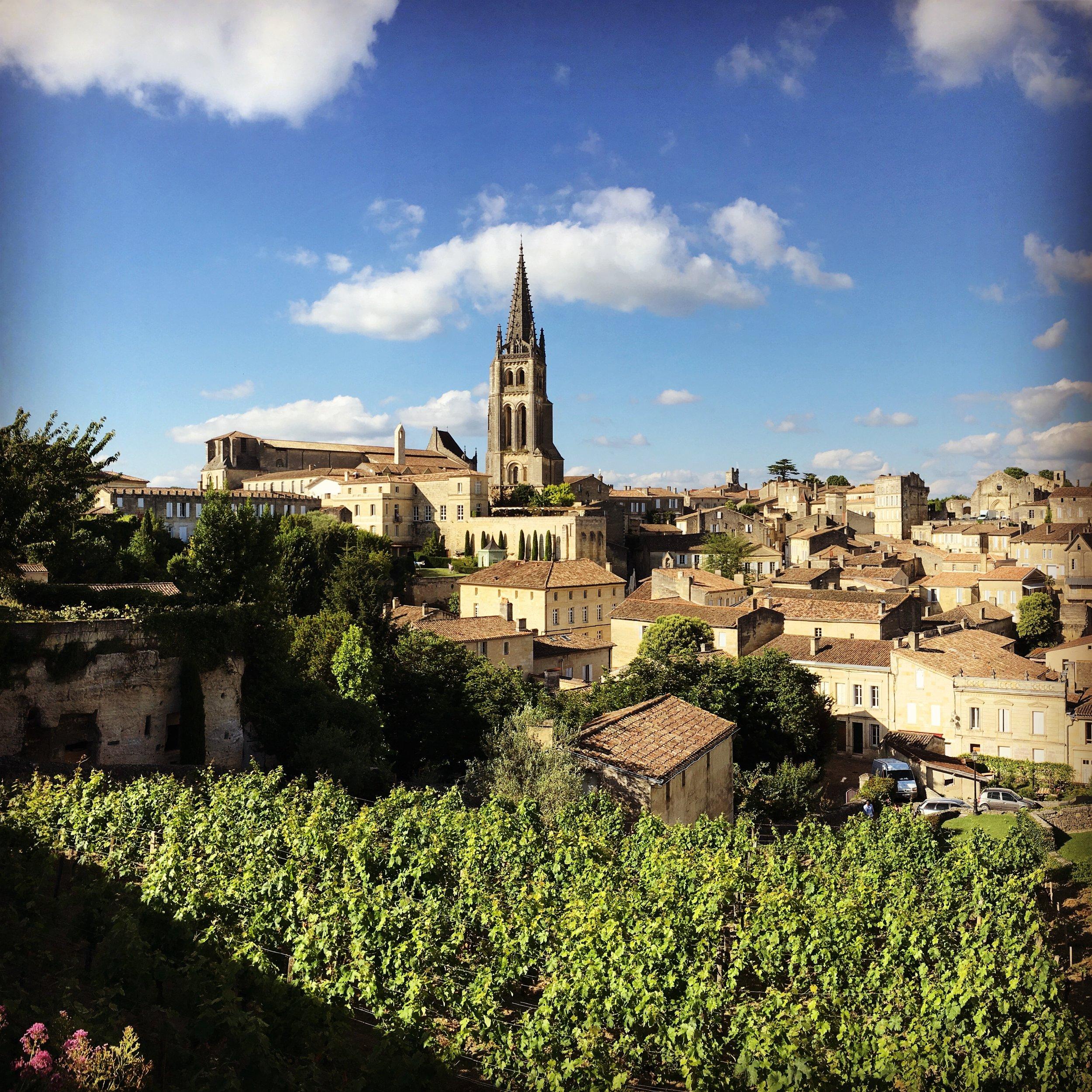 St. Emilion, Bordeaux