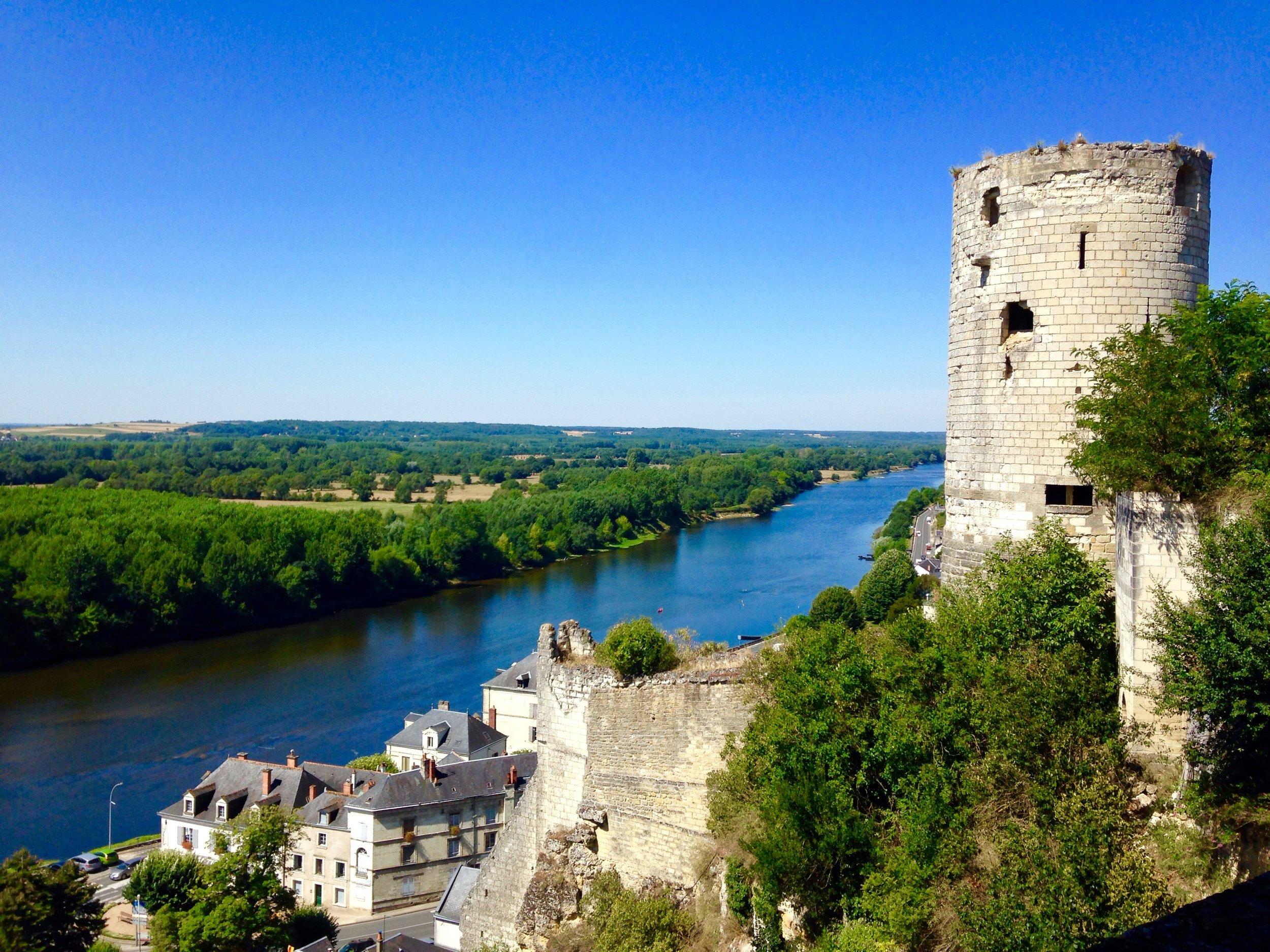 Chinon, Loire Valley