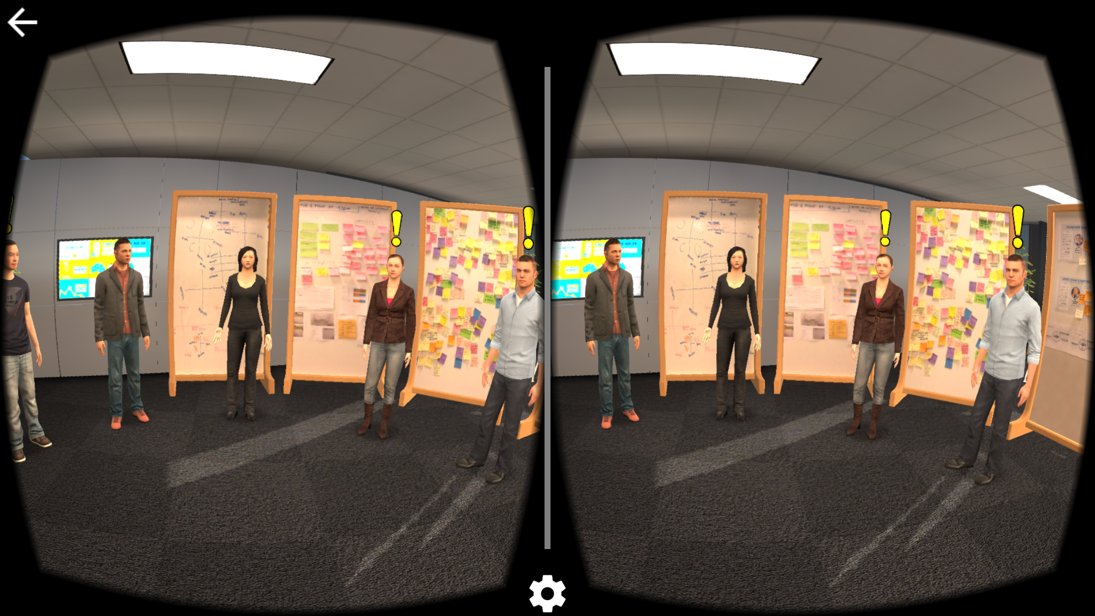 Meeting your virtual team in Commonwealth Bank of Australia's VR app