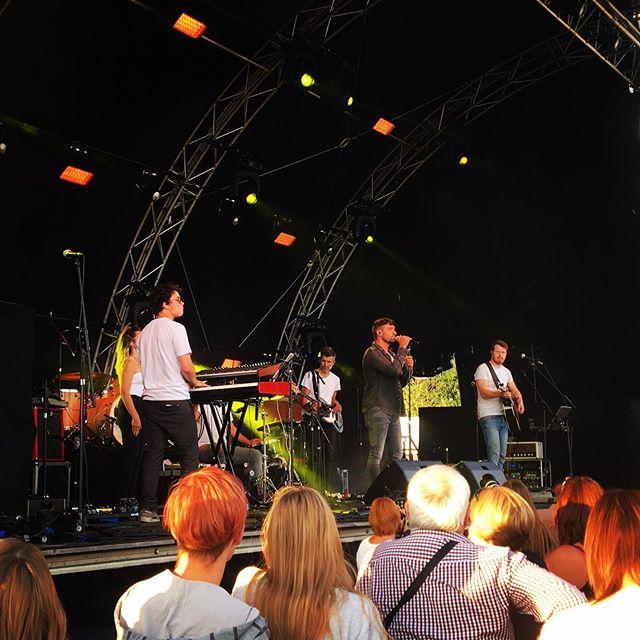 @metejoor op @hansfranckeninvites! 🔥 #festival #music