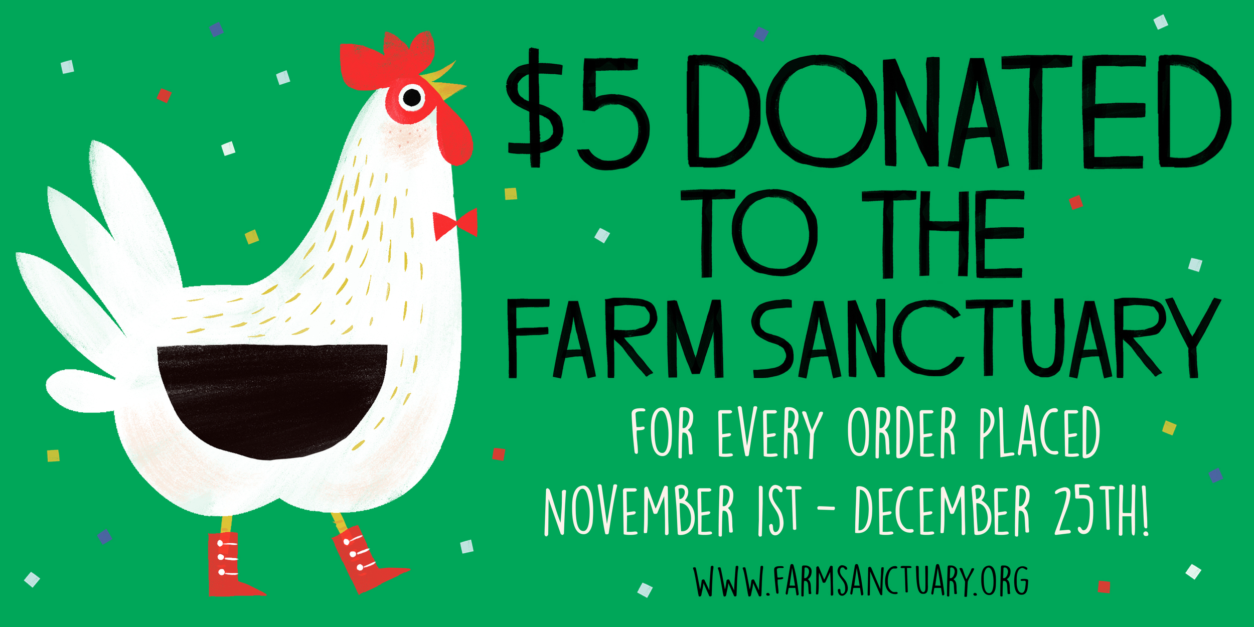 farm sanctuary fundraiser