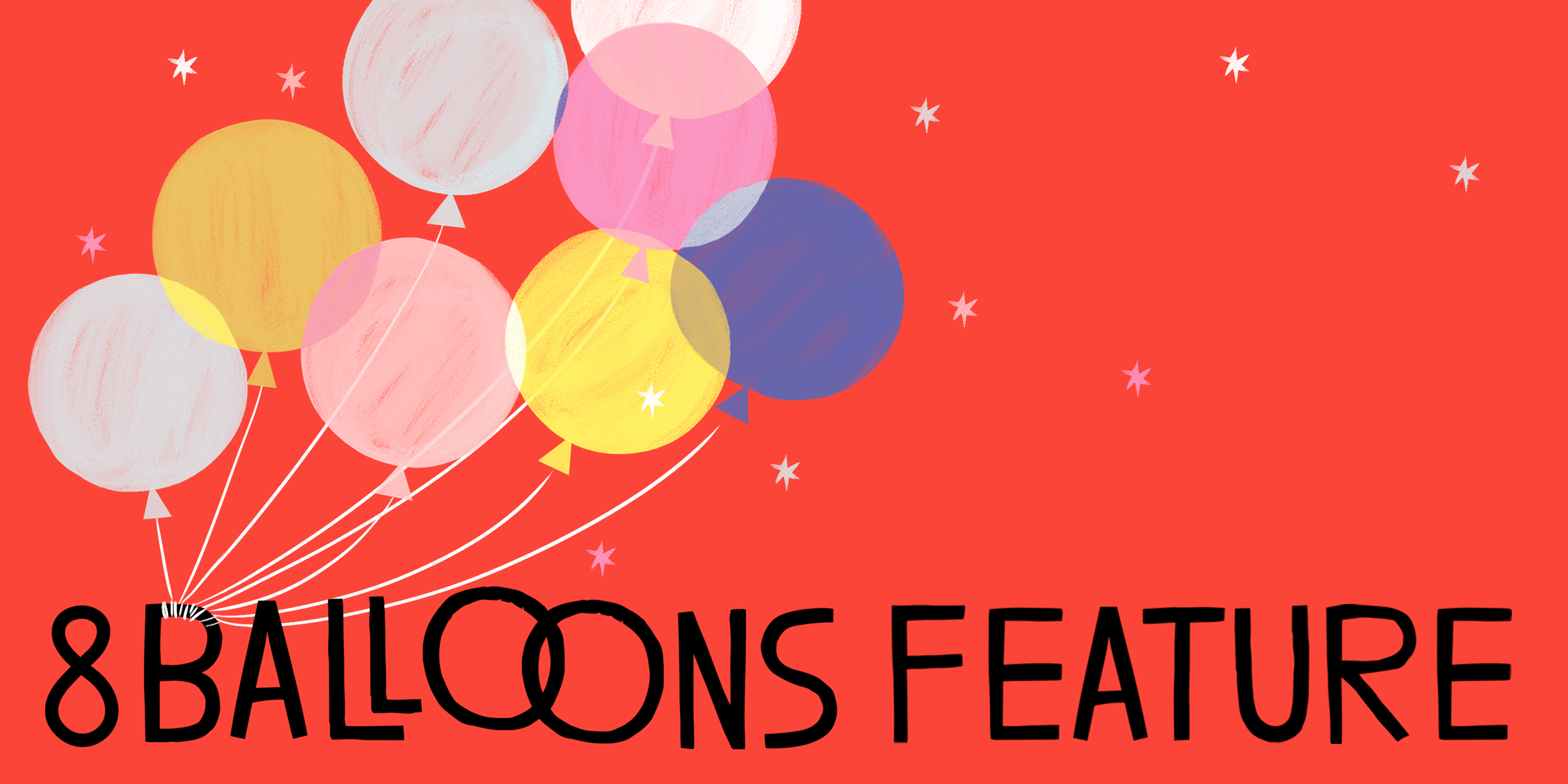 8 Balloons Featuring Hip-Hip