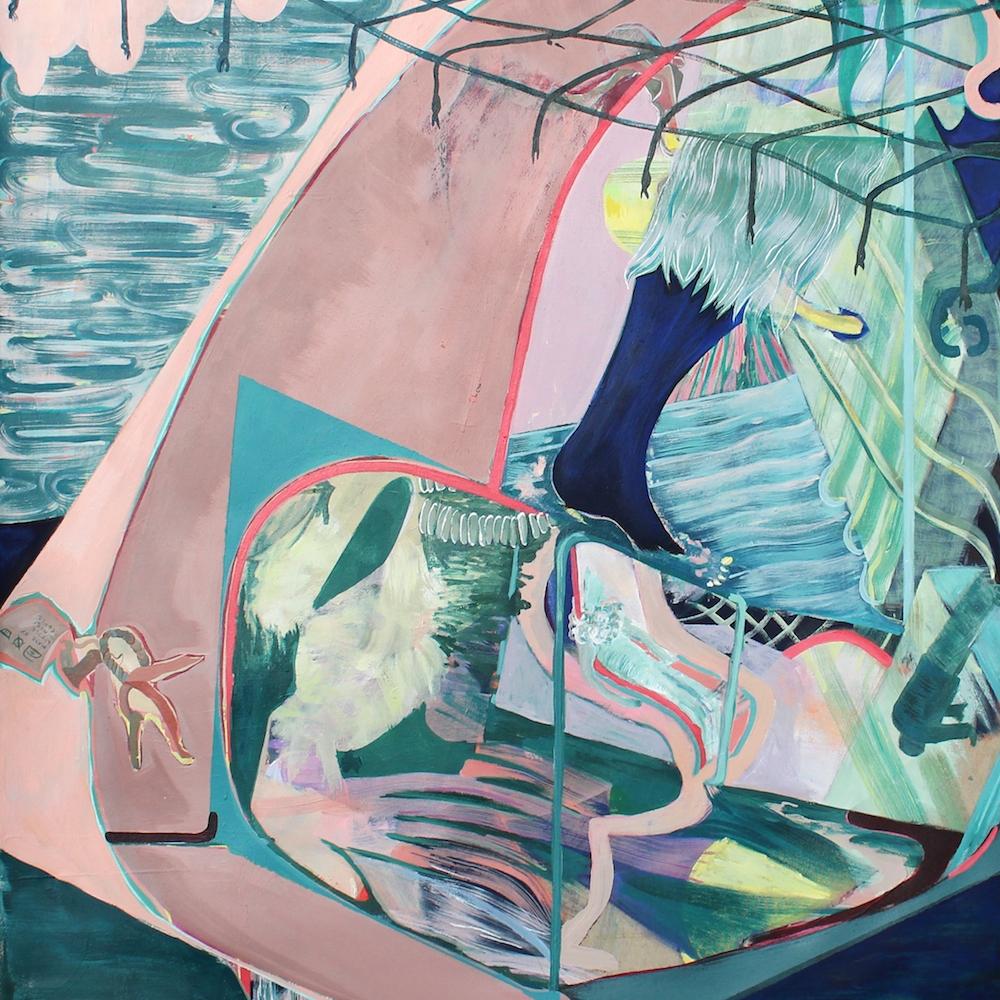 """Achille"" by Heloise Delegue"