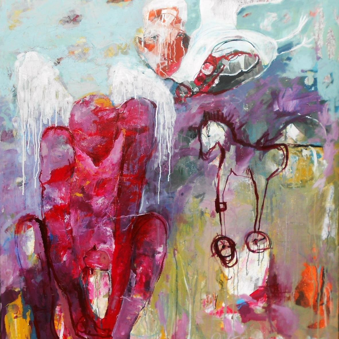 """""""Thoughts"""" by Renata Kacova"""