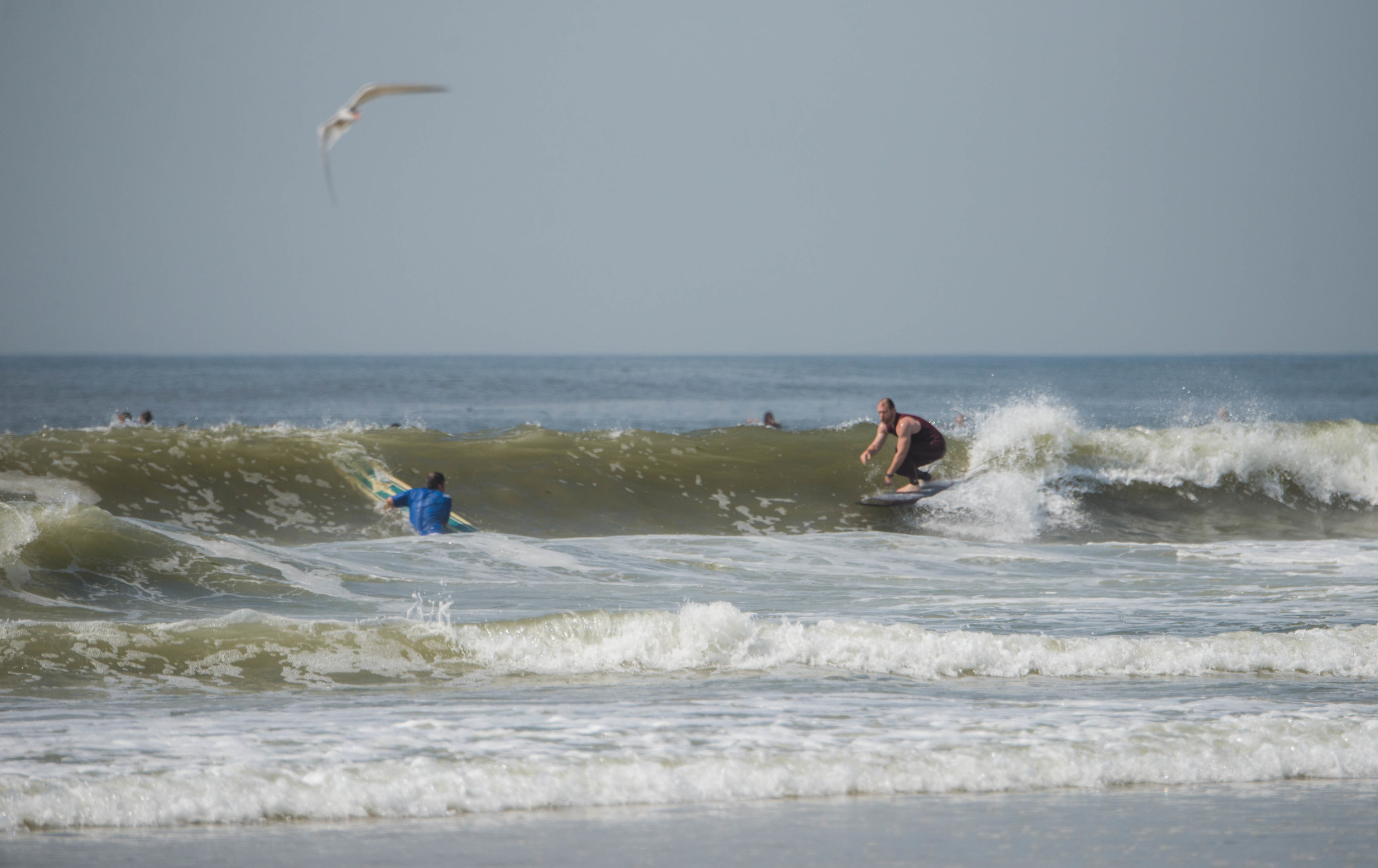 Surfer: George Bates // Photo: AW