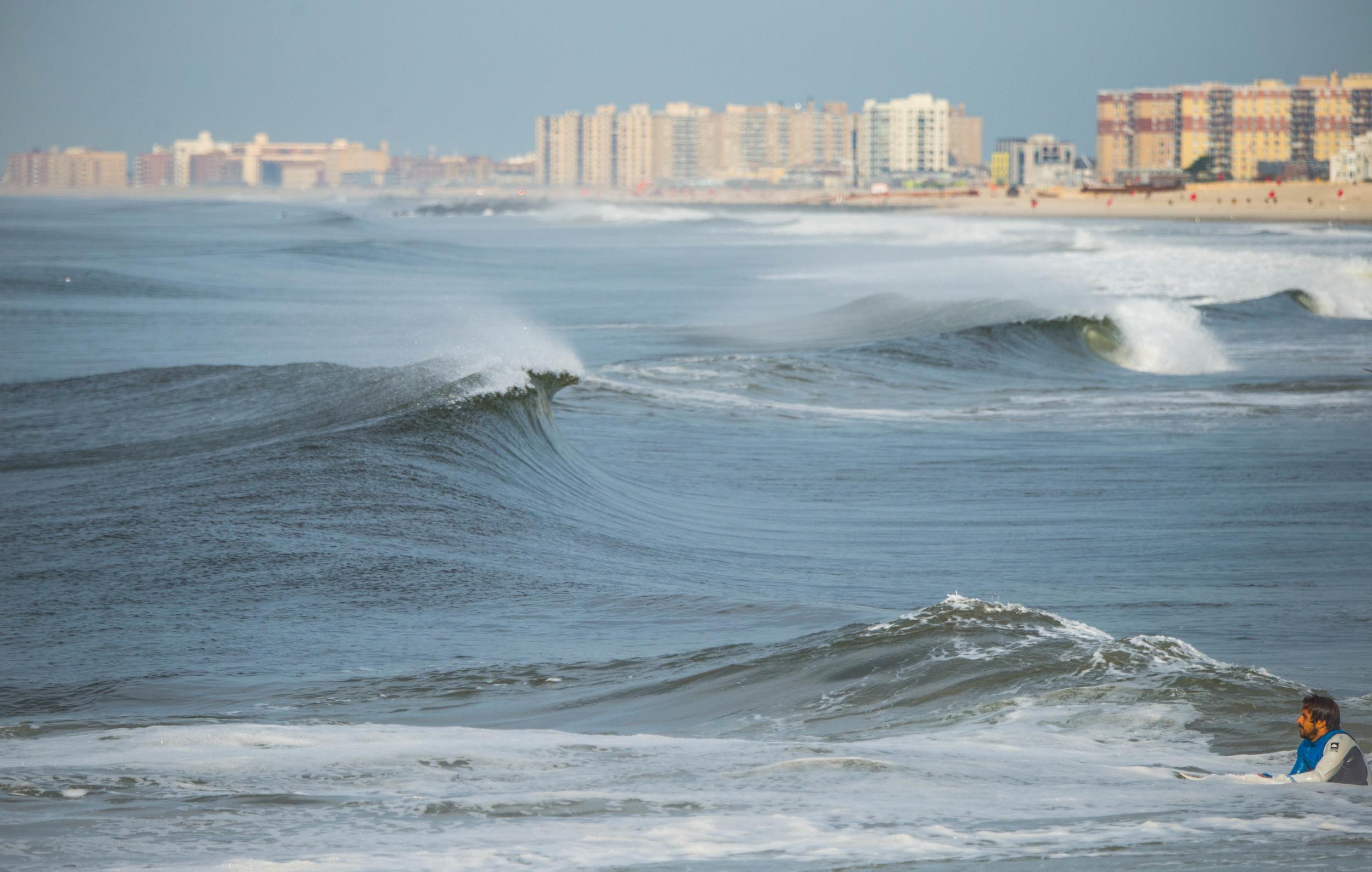 Rockaway Beach, NY // Photo: AW