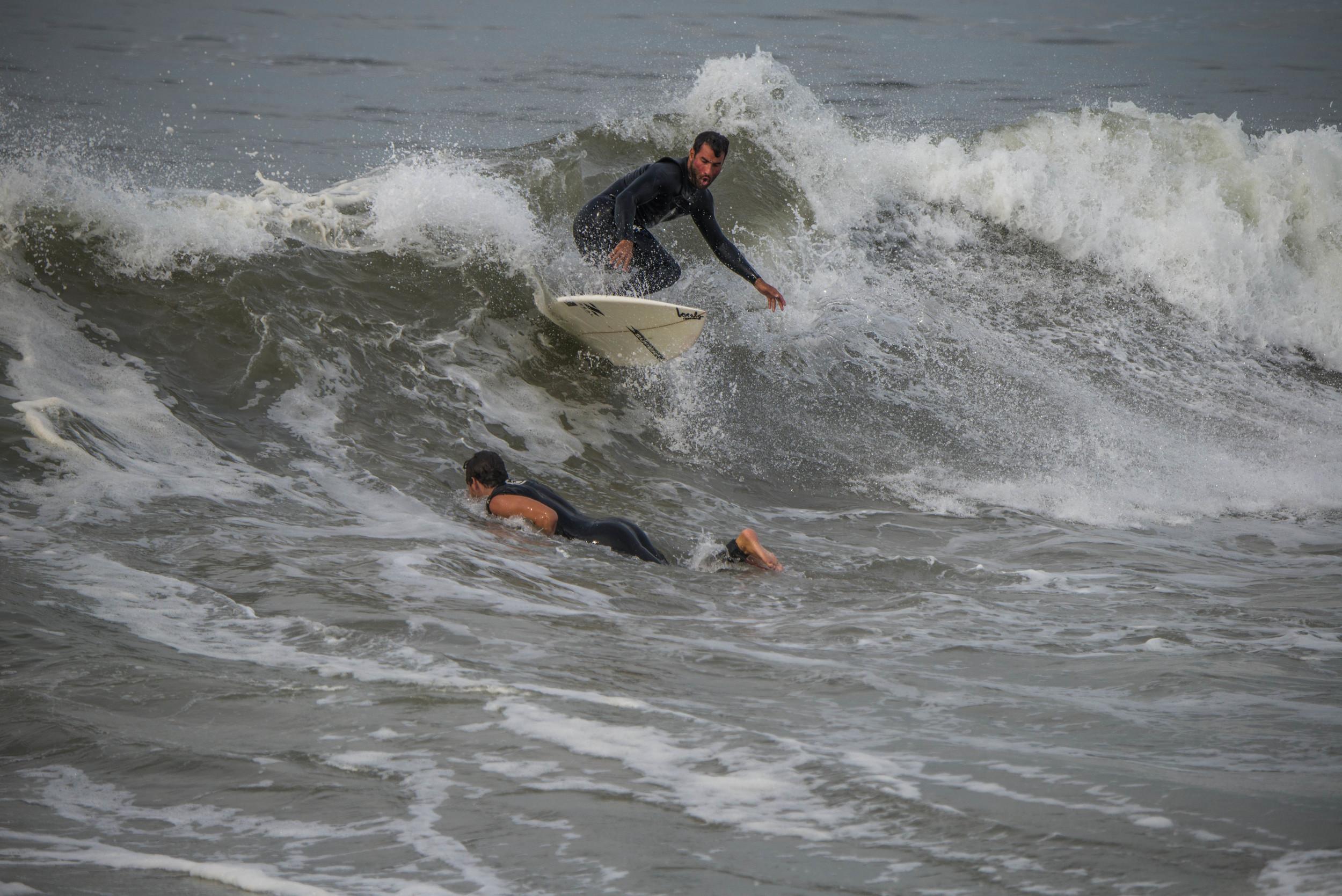 Surfer: Michael Kololyan // Photo: AW
