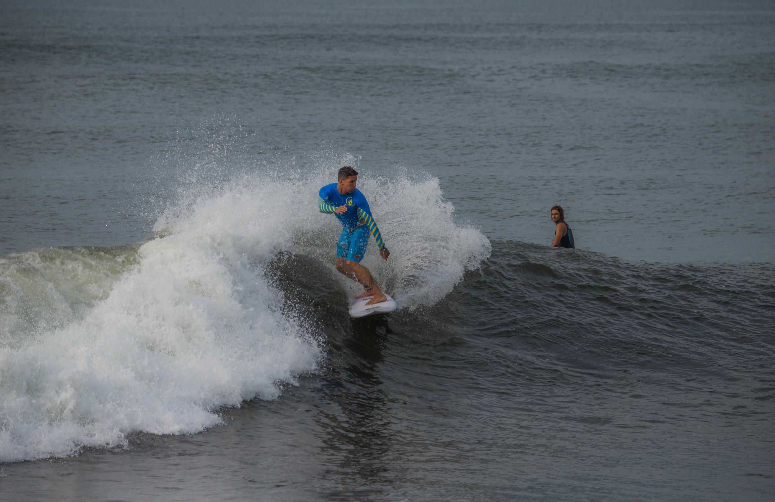 Surfer: Ozzie // Photo: AW