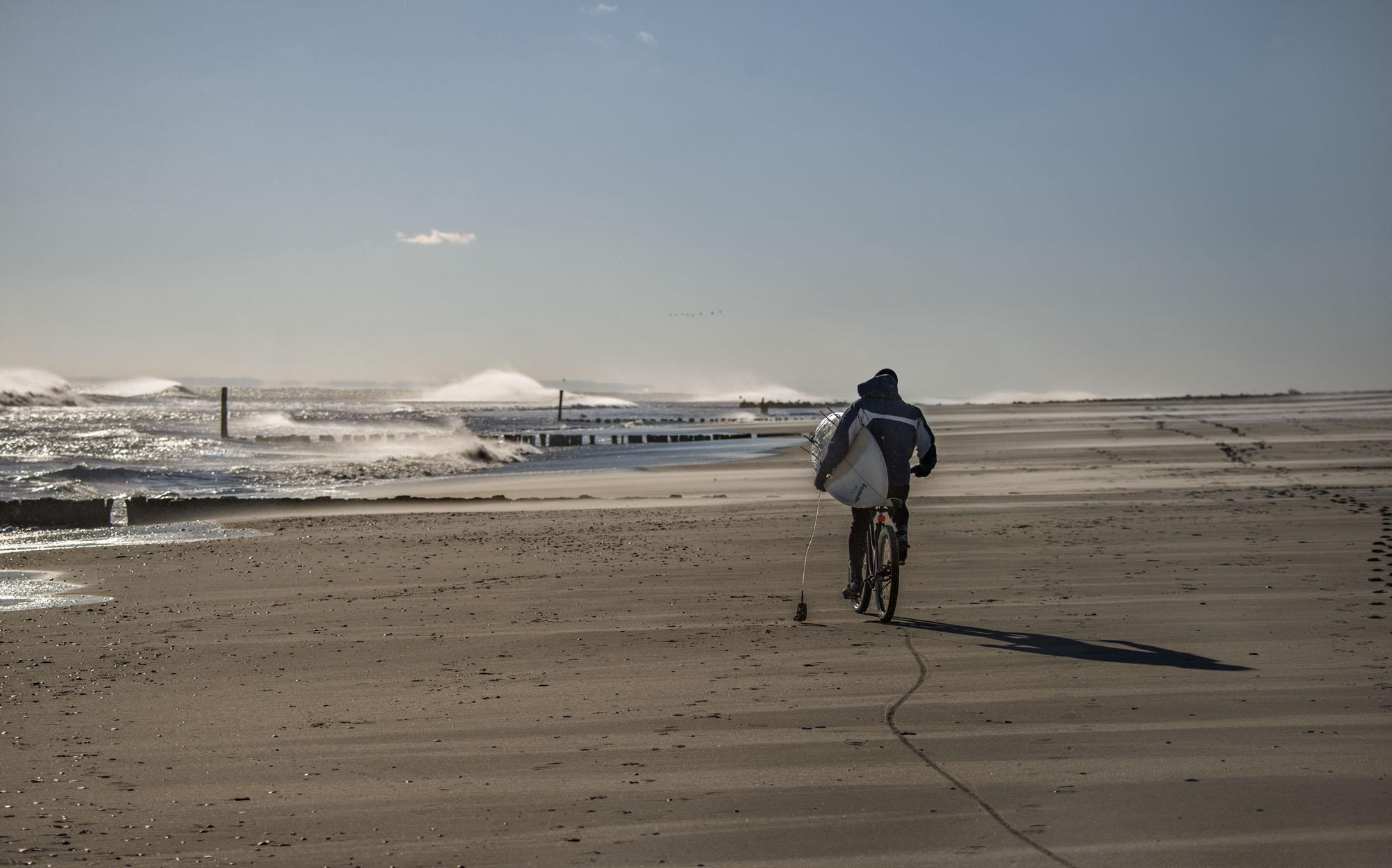 Winter Beach 1.3.2014