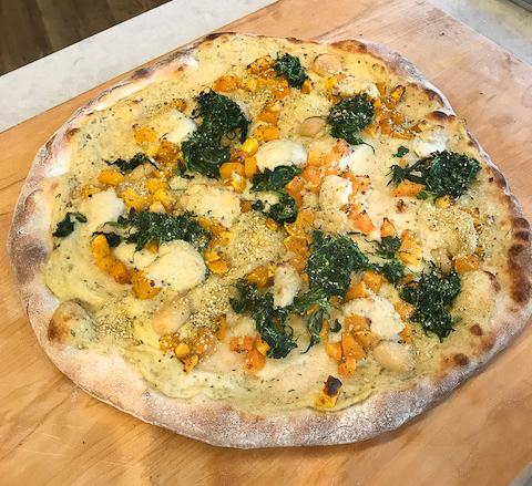 White garlic sauce butternut squash spinach roasted garlic ricotta.jpg