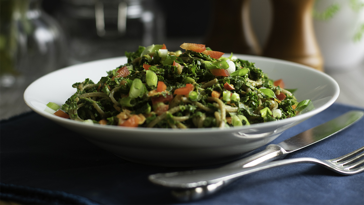 Kale and noodle salad with peanut dressing.jpg