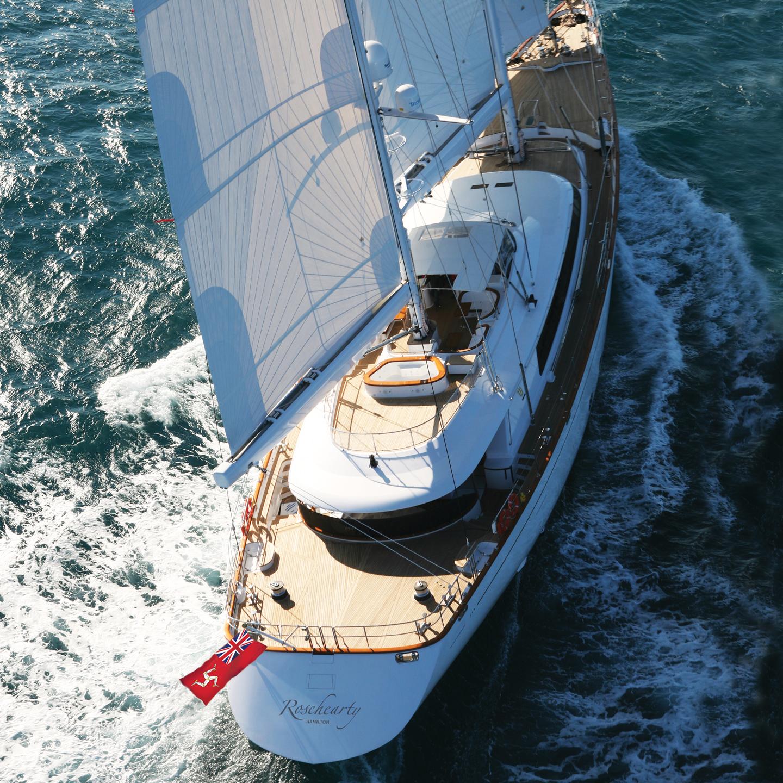Roseheartyrosehearty Sailing Yacht
