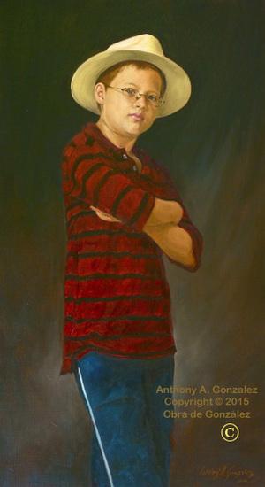Portrait Zachary