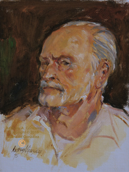 Portrait My Father