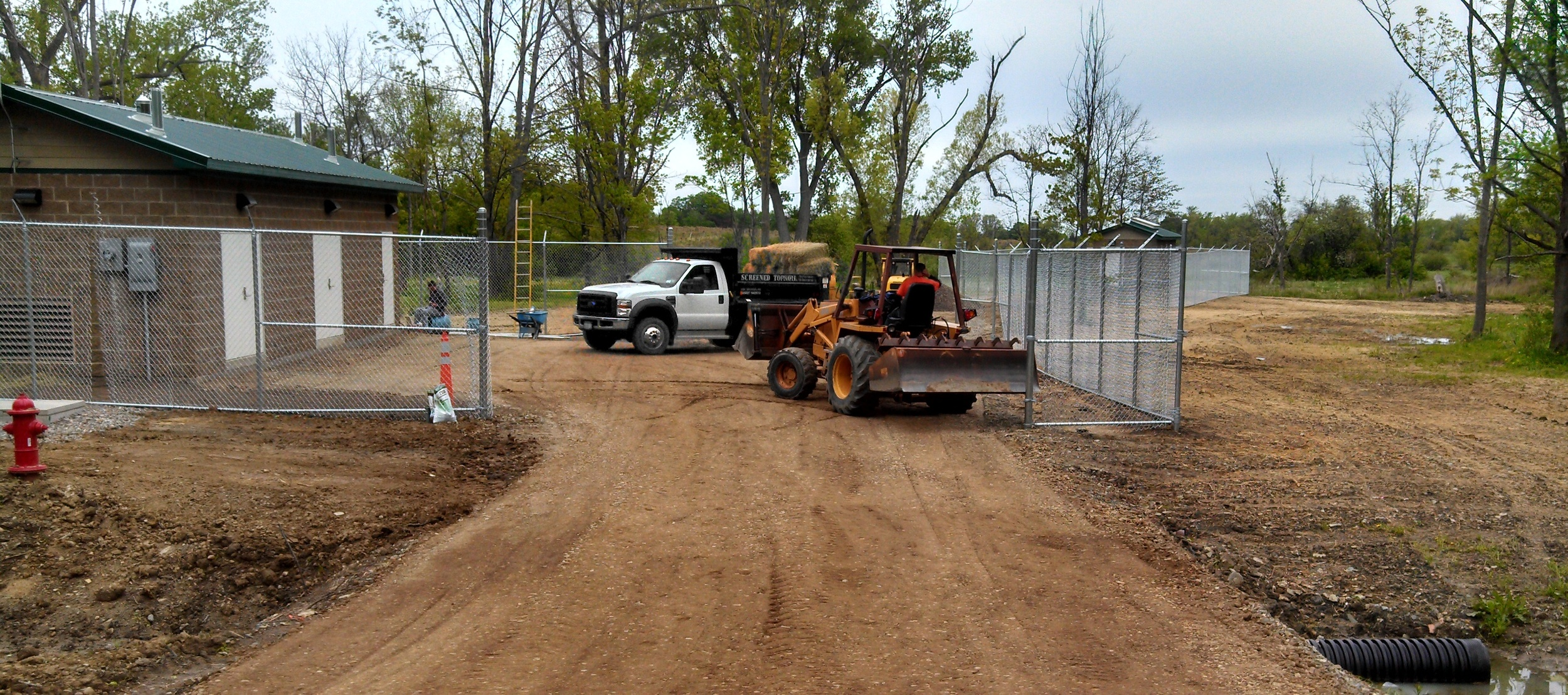 Village of Forestville Water Project