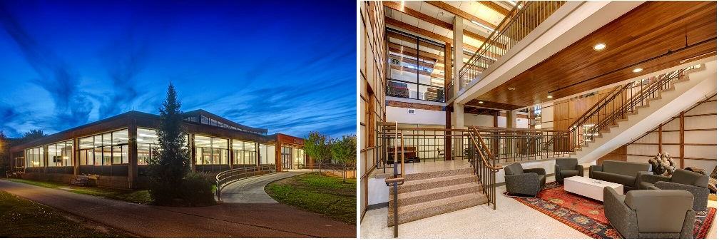 Corning Community College Library Courtesy Dave Revette Photography