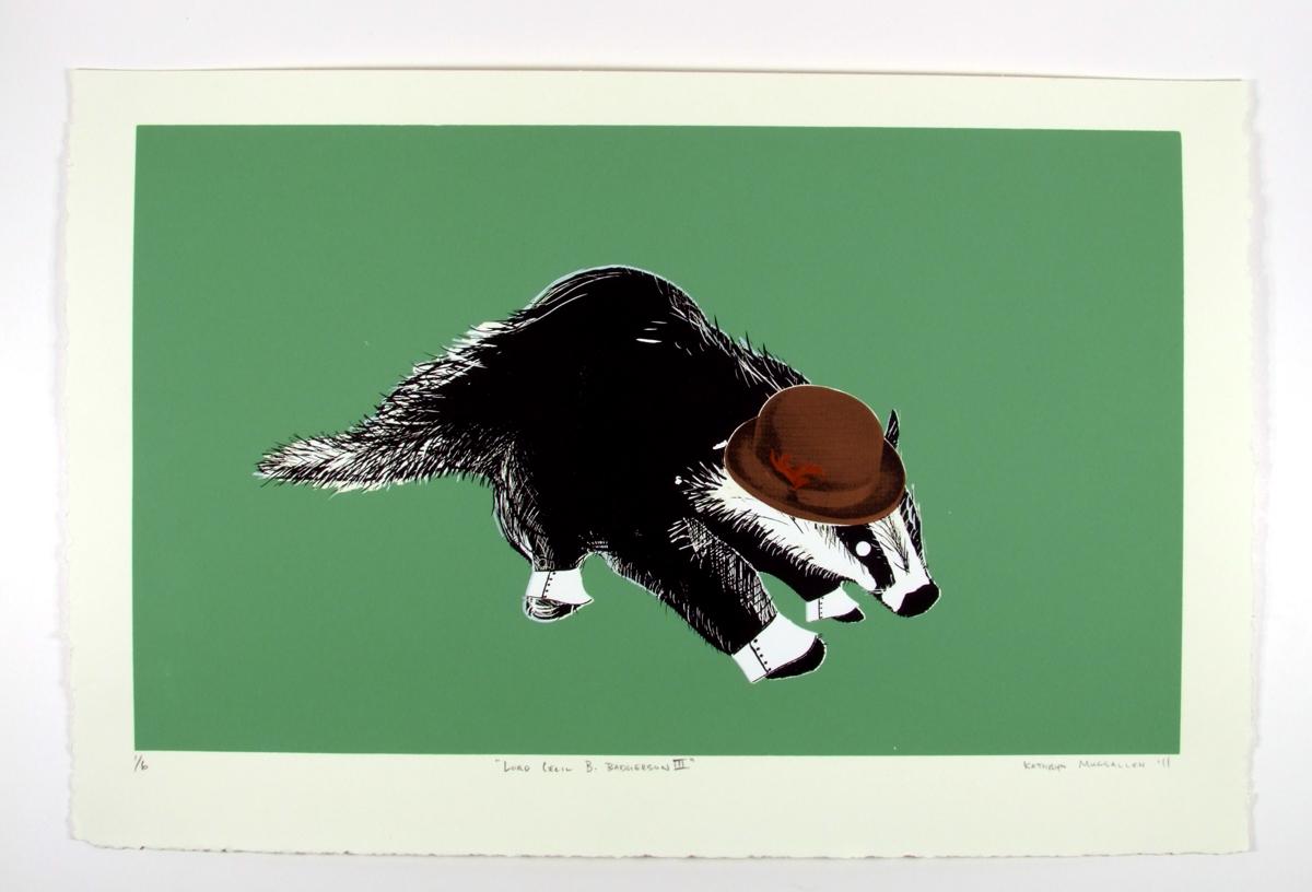 badger on cream.jpg