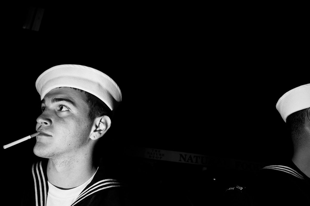 Copy of Sailor Ian, San Francisco CA, October 2011