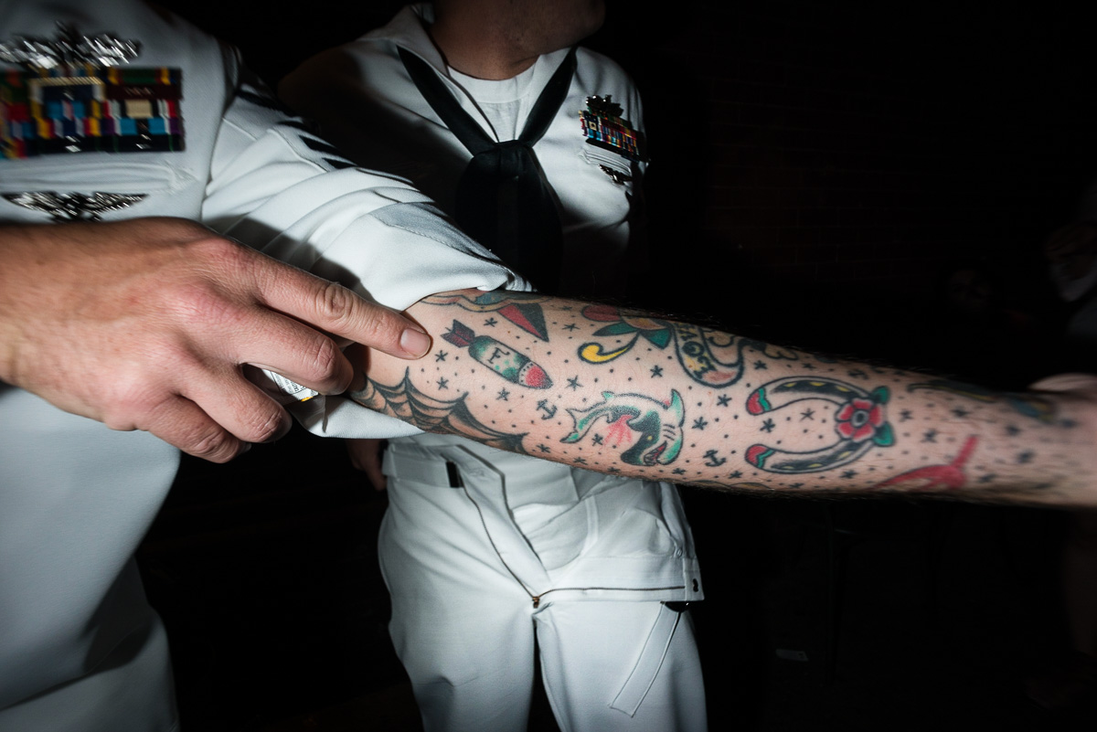 Copy of Theres Something Going on Behind the Tattoo, Portland OR, May 2014